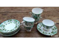 Tea set, Montrose Gladstone