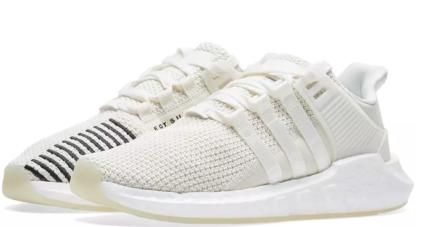 Adidas 93/17 EQT support white