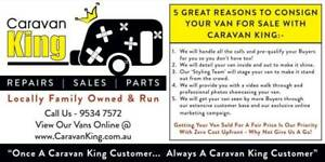 SELL YOUR CARAVAN WITH US TODAY!! Barragup Murray Area Preview