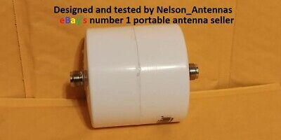 Nelson Antennas HF COMMON MODE RF CHOKE WITH HIGH CHOKING IMPEDANCE & TEST SPECS