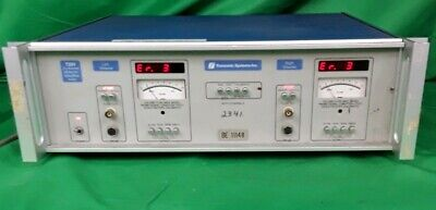 Transonic Systems Inc 2-channel Ultrasound Blood Flow Meter Model T201