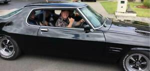 1973 Holden Monaro LS Automatic Coupe