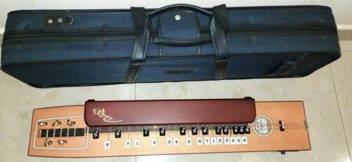 Gift Idea: SUZUKI TAS-11 KATSURA Taisho Koto (Taishogoto) + Semi-hard Case (#03)