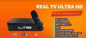 Real TV ULTRA HD (Recharge also available) Best price Melbourne Melbourne CBD Melbourne City Preview