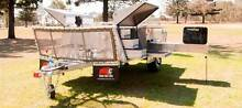 MARKET DIRECT CAMPERS MDC JACKSON REAR FOLD CAMPER TRAILER Balcatta Stirling Area Preview