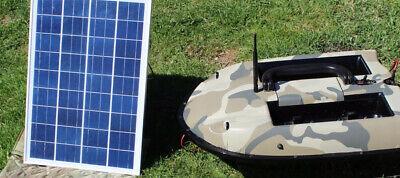 25w Solar Panel for waverunner mk1-4,sport,shuttle and atom (NOT Baitboat)