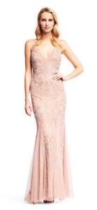 Aidan Mattox BRAND NEW Prom / Grad Gown Size 6