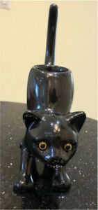Party lite black cat tea lite display