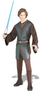 Costume d'halloween de Jedi La guerre des etoiles Star Wars