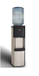 Distributeur d'eau autonettoyant en acier inoxydable