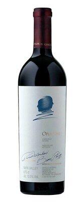 Opus One 2014 Legendary Napa Valley Bordeaux Blend 97 Points *LOT OF 1 BOTTLE*