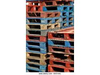 PB Wood Pallets 1200x1000 20 for £75