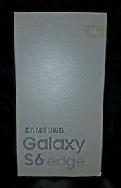 like new samsung s6 edge 64gb gold platinum