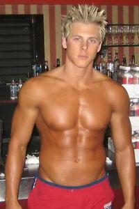 Teen Bodybuilder Blond 25