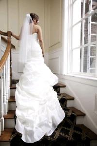 Angelina Faccendawedding dress