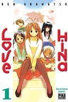 manga love hina série complete
