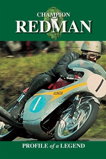 Champion Jim Redman - Profile of a legend (New DVD) Motorcycle sport
