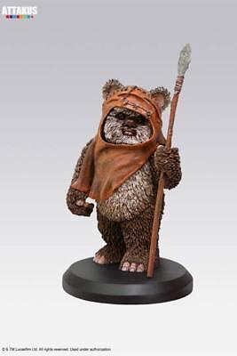 Star Wars Elite Collection Statue Wicket 9 cm Attakus