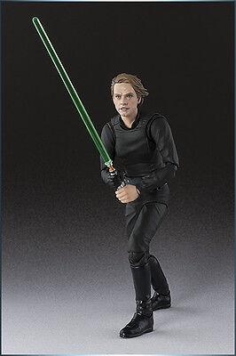 S H Figuarts Star Wars Luke Skywalker Jedi Knight Action Figure 15Cm Toy Doll
