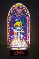 Legend Of Zelda Wind Waker Lámpara Led Link Lampara Vidriera -  - ebay.es