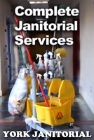 YORK JANITORIAL SERVICES...Office Cleaning Services!! 25 YRS