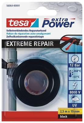tesa® Extreme Repair - selbstverbindendes Reparaturband  2,5 m x 19 mm