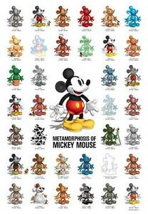 Tenyo-Japan-Jigsaw-Puzzle-DM-1000-300-Disney-Mickey-Mouse-1000-Pieces