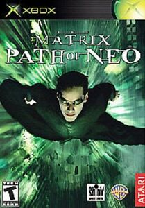 NEW-Factory-sealed-The-Matrix-Path-of-Neo-for-the-original-XBOX-System