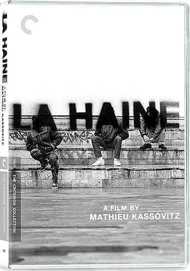 CRITERION COLLECTION: LA HAINE - DVD - Region 1 - Sealed