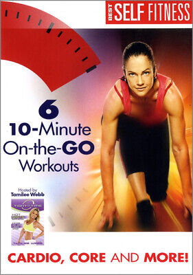 Best Self Fitness: Cardio, Core and More! (DVD)