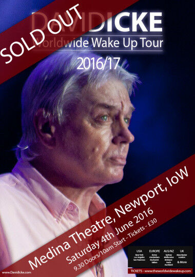 david icke isle of wight