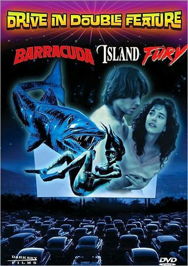 ISLAND FURY & BARRACUDA - DVD - Region 1 - Sealed