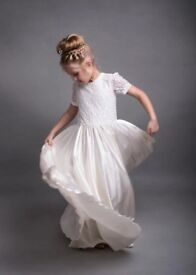 Seeking partnership in selling my designs (made to measure girls dresses for special occasion)
