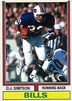 Oj Simpson 74 Aceo Art Card   Free Combined Shipping