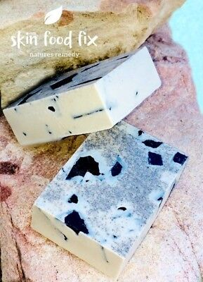 Dead Sea Mud SOAP Spa Facial in a Bar = All natural with organic ingredients.