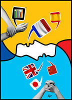 Hit the Books Language School: French, English, Spanish & more!