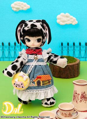 D-120 Darony Dal Doll Dalmatian Spots Animal Costume Pullip