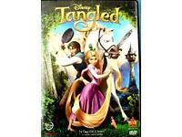 Tangled dvd Disney film (NEW sealed)
