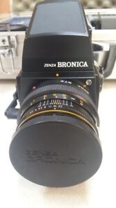 Bronica SQ-A Camera Package