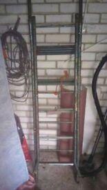 Extending ladders
