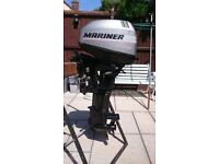 MARINER 9.9HP 4 STROKE OUTBOARD MOTOR FOR DINGHY TENDER RIB BOAT
