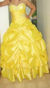 Grad Dress - $350
