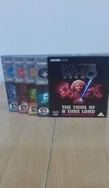 Classic Doctor Who DVD Box Set