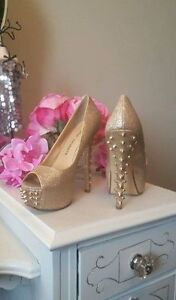 GORGEOUS Pairs of Ladies Heels sizes from 8 - 9