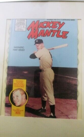 Mickey Mantle [Baseball