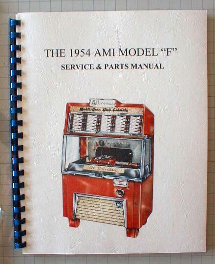 AMI F Jukebox Manual