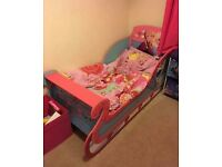 Frozen sleigh Bed for sale free local delivery