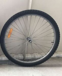 Mountain bike 26-inch front wheel