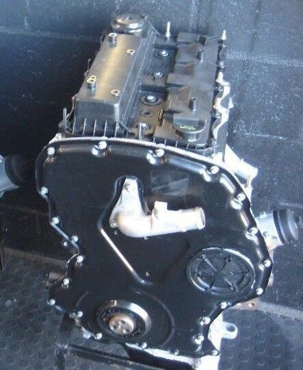SUPPLIED & FITTED FORD RANGER 2.2 TDCI DIESEL ENGINE