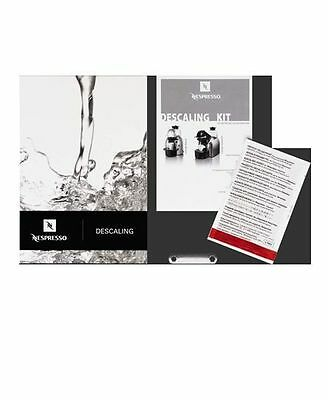 NESPRESSO De'Longhi descaling kit- Espresso coffee machine c